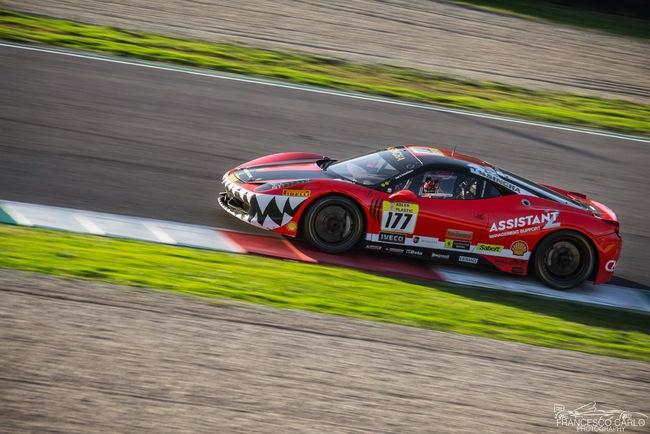 Những hình ảnh ấn tượng tại Ferrari World Finals 2013 24