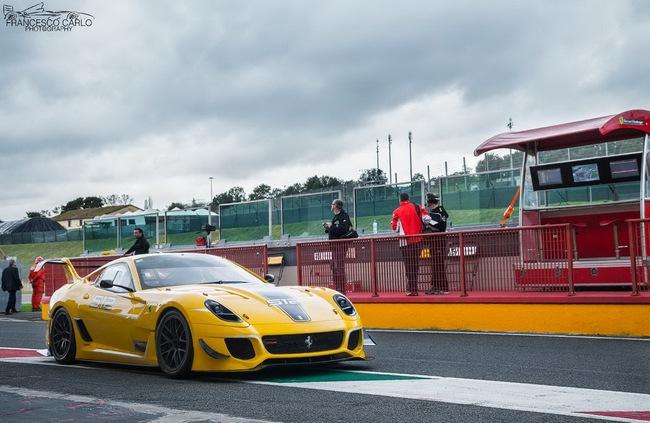 Những hình ảnh ấn tượng tại Ferrari World Finals 2013 30
