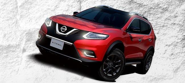 Nissan sắp trình làng 10 mẫu xe mới 3