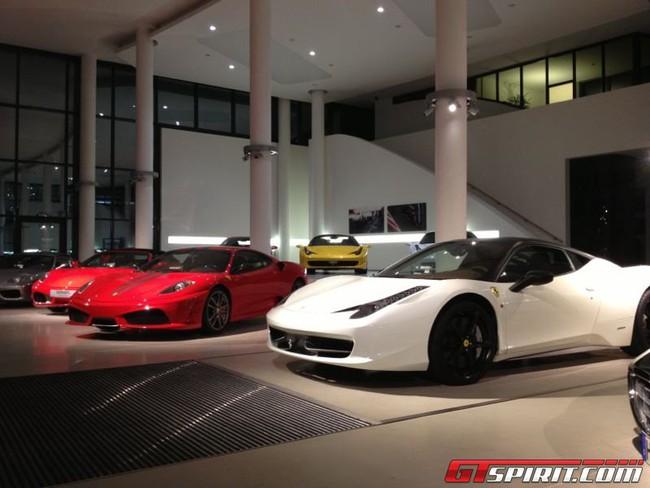 Siêu xe Ferrari 430 Scuderia của Michael Schumacher được rao bán 2