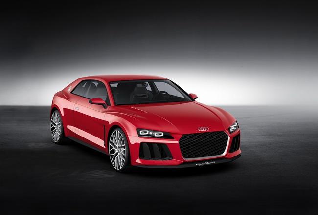 Audi và BMW chạy đua sản xuất đèn pha laser cho xe 1
