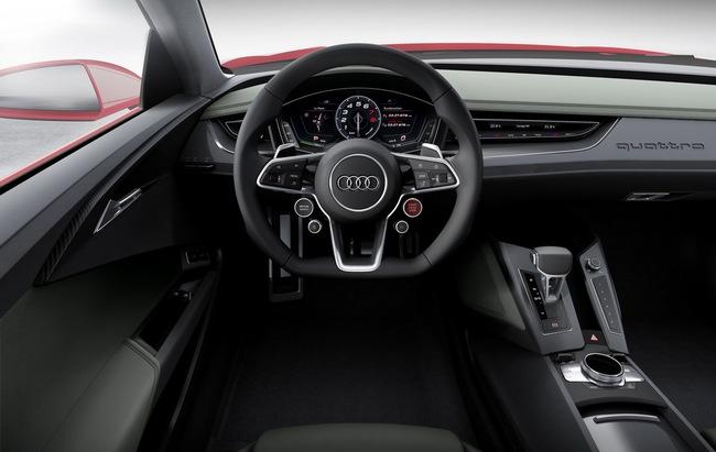 Audi và BMW chạy đua sản xuất đèn pha laser cho xe 4