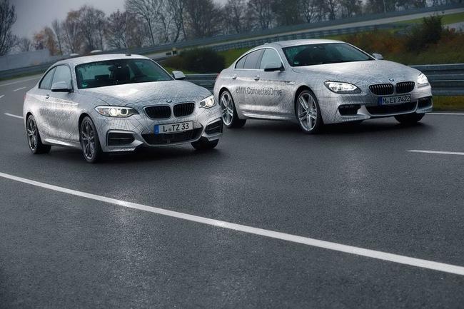 """Xem BMW M235i drift """"tự động"""" 1"""
