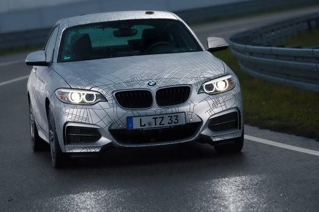 """Xem BMW M235i drift """"tự động"""" 6"""