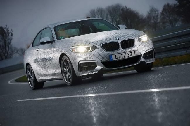 """Xem BMW M235i drift """"tự động"""" 7"""