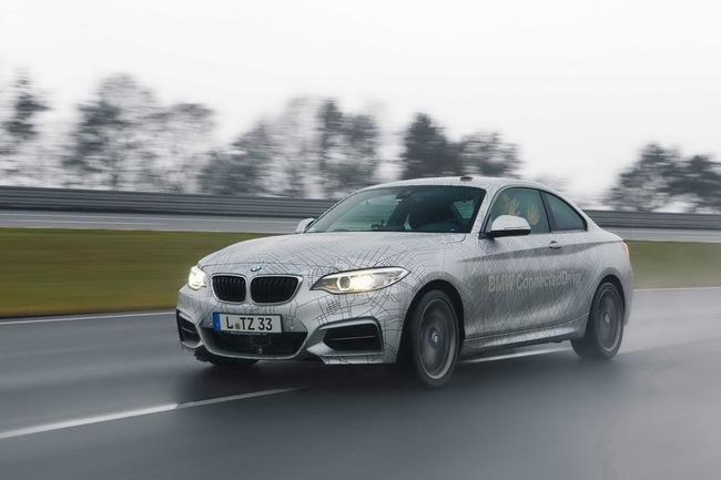 """Xem BMW M235i drift """"tự động"""" 8"""