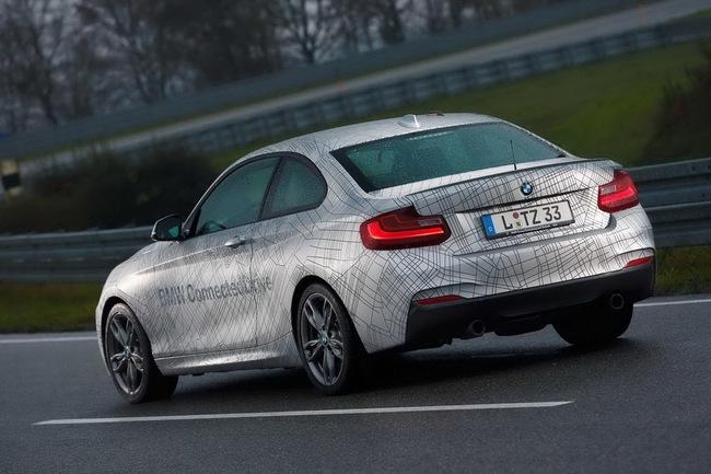 """Xem BMW M235i drift """"tự động"""" 10"""
