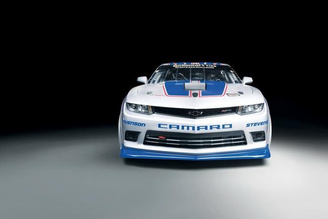 Chevrolet ra mắt xế đua Camaro Z/28.R 1