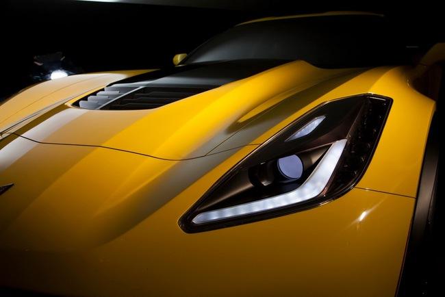 Chevrolet Corvette Z06 2015: Đẹp và cực kỳ mạnh mẽ 14