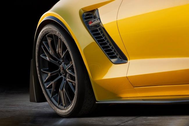 Chevrolet Corvette Z06 2015: Đẹp và cực kỳ mạnh mẽ 16