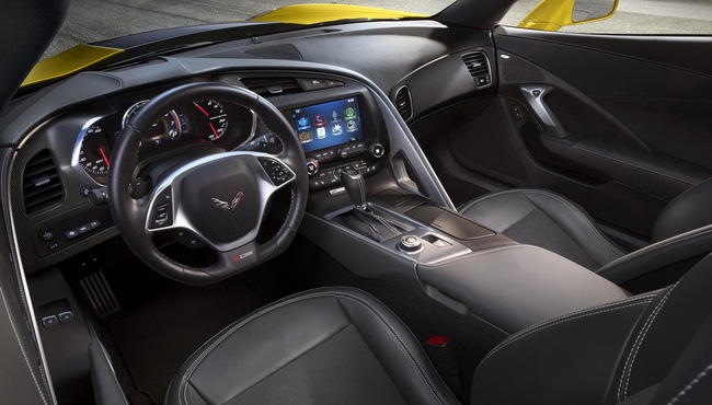 Chevrolet Corvette Z06 2015: Đẹp và cực kỳ mạnh mẽ 18