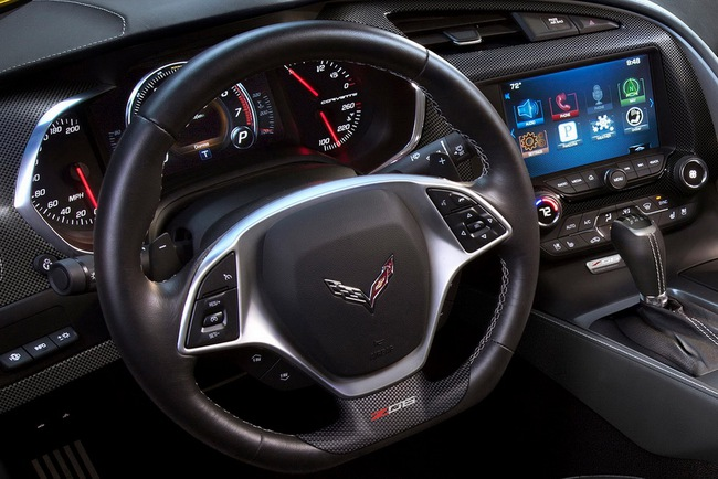 Chevrolet Corvette Z06 2015: Đẹp và cực kỳ mạnh mẽ 19