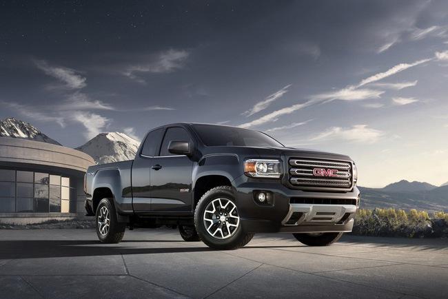 """GMC Canyon: """"Anh em"""" của Chevrolet Colorado 1"""