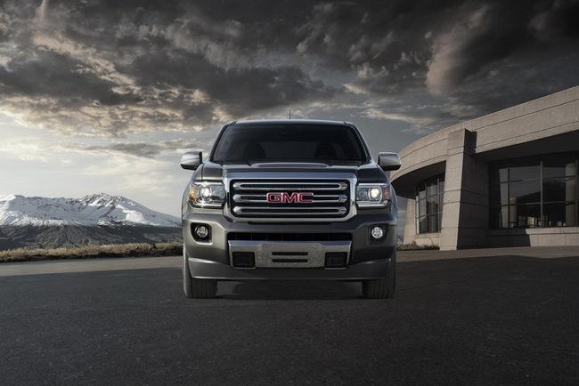 """GMC Canyon: """"Anh em"""" của Chevrolet Colorado 3"""