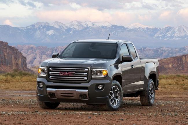 """GMC Canyon: """"Anh em"""" của Chevrolet Colorado 4"""