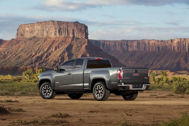 """GMC Canyon: """"Anh em"""" của Chevrolet Colorado 5"""