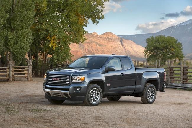 """GMC Canyon: """"Anh em"""" của Chevrolet Colorado 6"""