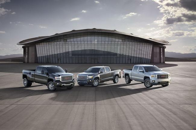 """GMC Canyon: """"Anh em"""" của Chevrolet Colorado 7"""