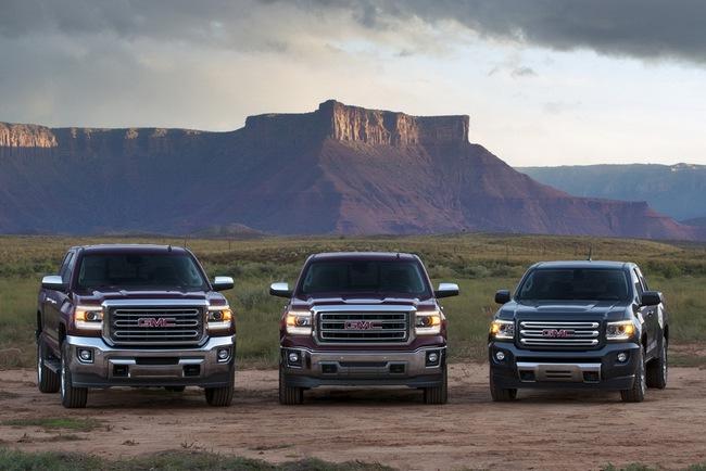 """GMC Canyon: """"Anh em"""" của Chevrolet Colorado 10"""