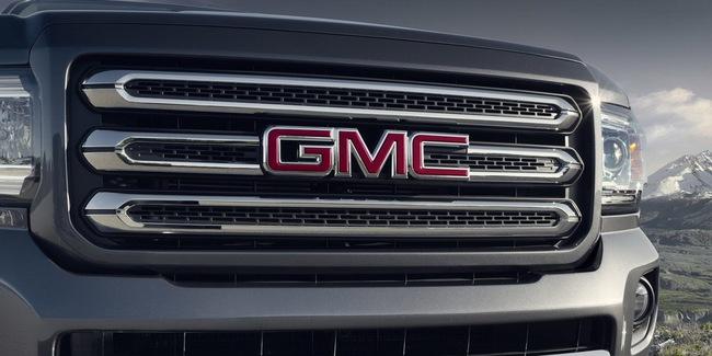 """GMC Canyon: """"Anh em"""" của Chevrolet Colorado 11"""