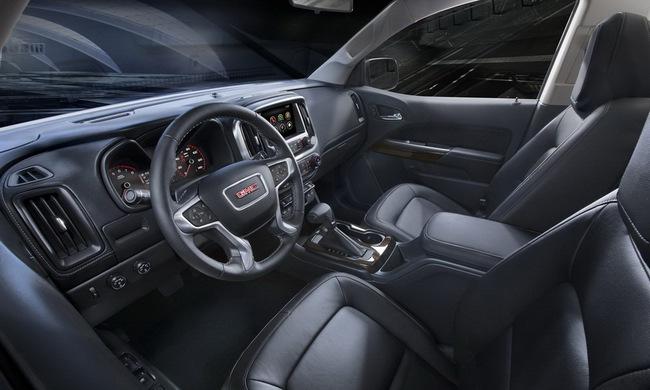 """GMC Canyon: """"Anh em"""" của Chevrolet Colorado 14"""