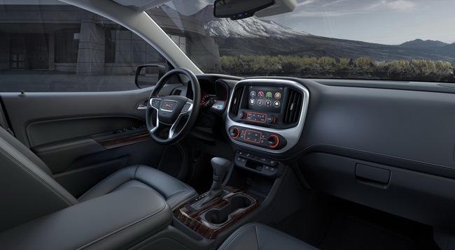 """GMC Canyon: """"Anh em"""" của Chevrolet Colorado 16"""