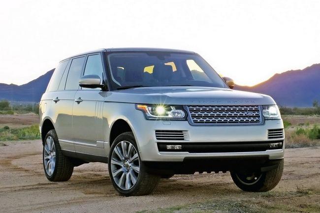 Land Rover Range Rover thế hệ mới dính án thu hồi 1