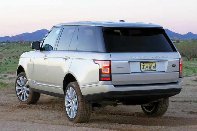Land Rover Range Rover thế hệ mới dính án thu hồi 2