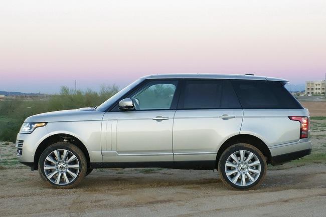 Land Rover Range Rover thế hệ mới dính án thu hồi 3