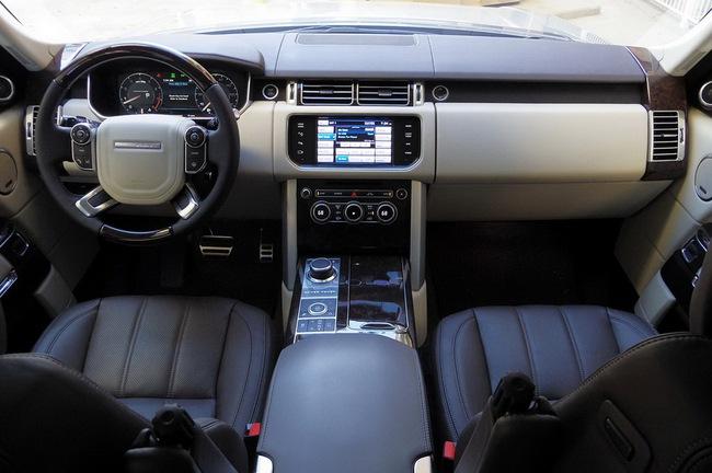 Land Rover Range Rover thế hệ mới dính án thu hồi 4