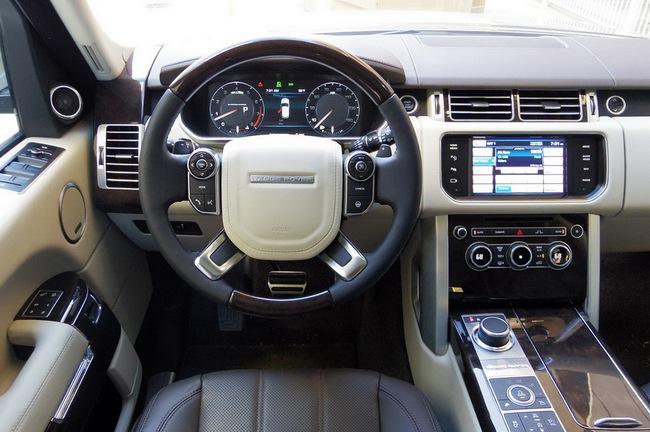 Land Rover Range Rover thế hệ mới dính án thu hồi 5