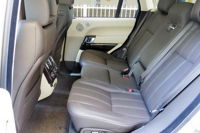 Land Rover Range Rover thế hệ mới dính án thu hồi 6