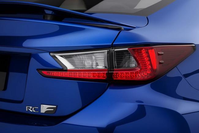 Lexus RC F Coupe trình làng tại Detroit Auto Show 10