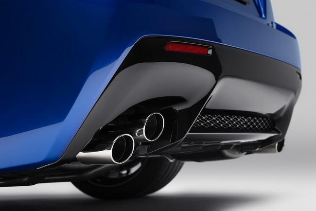 Lexus RC F Coupe trình làng tại Detroit Auto Show 11