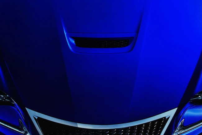 Lexus RC F Coupe trình làng tại Detroit Auto Show 12