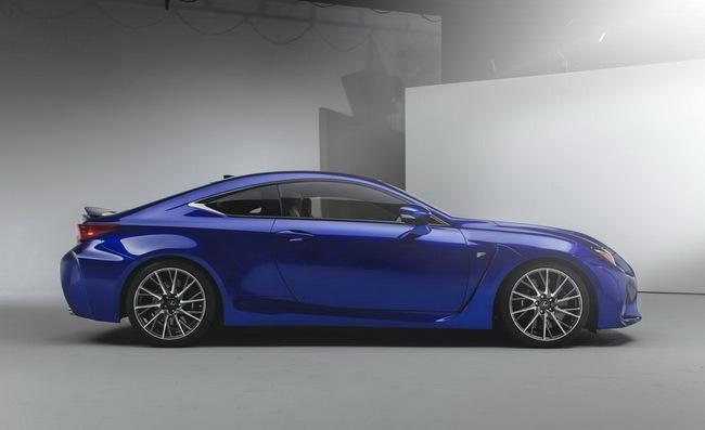 Lexus RC F Coupe chính thức trình làng 5