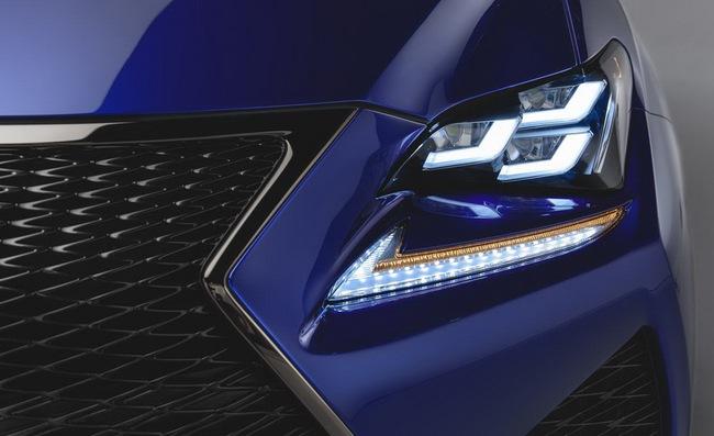 Lexus RC F Coupe chính thức trình làng 7