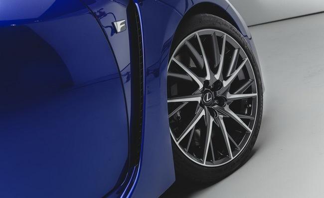 Lexus RC F Coupe chính thức trình làng 8