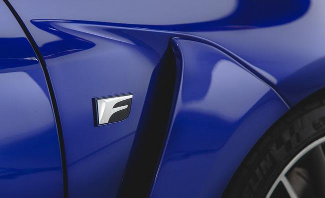 Lexus RC F Coupe chính thức trình làng 9