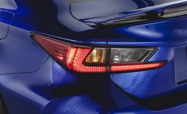 Lexus RC F Coupe chính thức trình làng 10