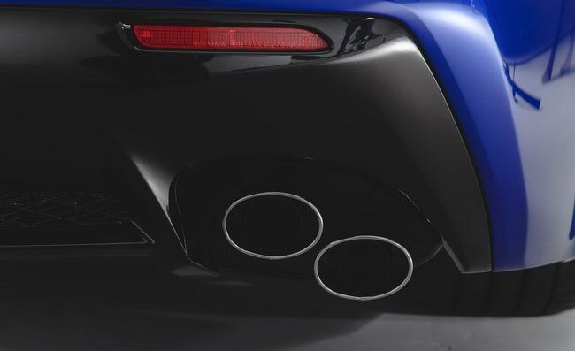 Lexus RC F Coupe chính thức trình làng 11