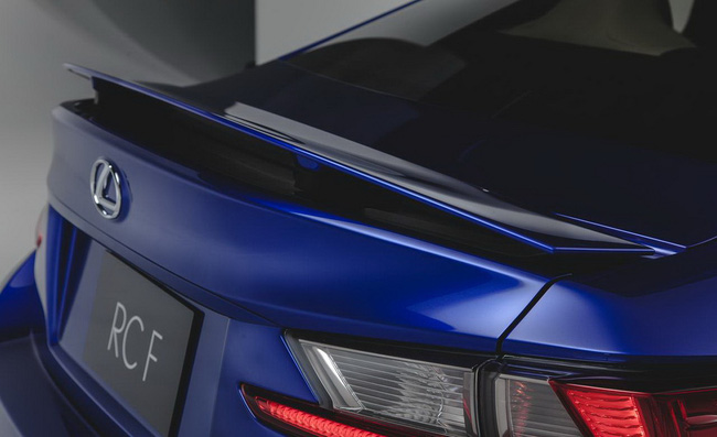 Lexus RC F Coupe chính thức trình làng 12