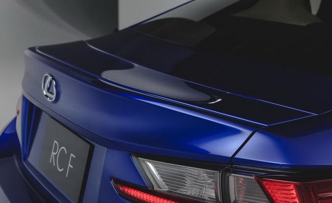 Lexus RC F Coupe chính thức trình làng 13