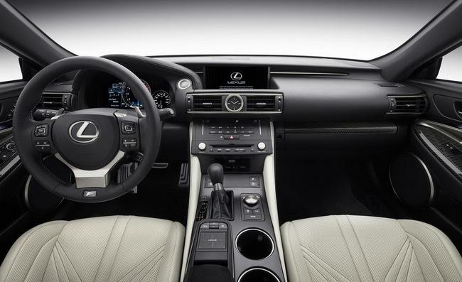 Lexus RC F Coupe chính thức trình làng 14