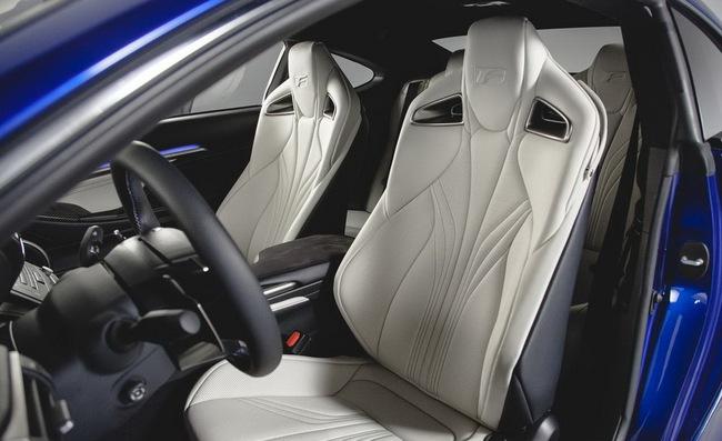 Lexus RC F Coupe chính thức trình làng 16