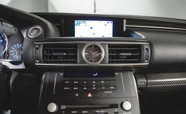 Lexus RC F Coupe chính thức trình làng 17