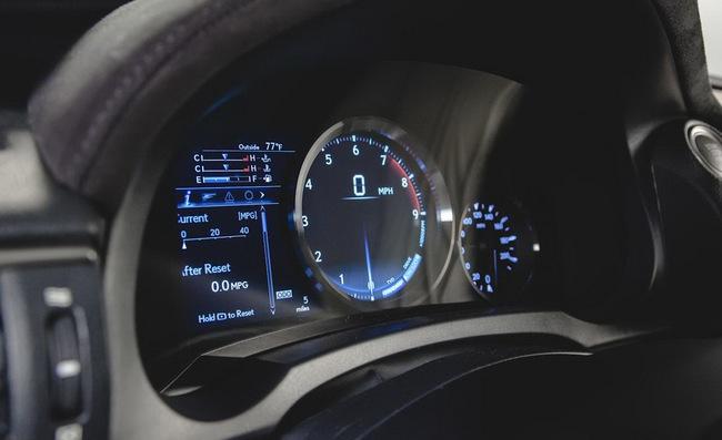 Lexus RC F Coupe chính thức trình làng 18