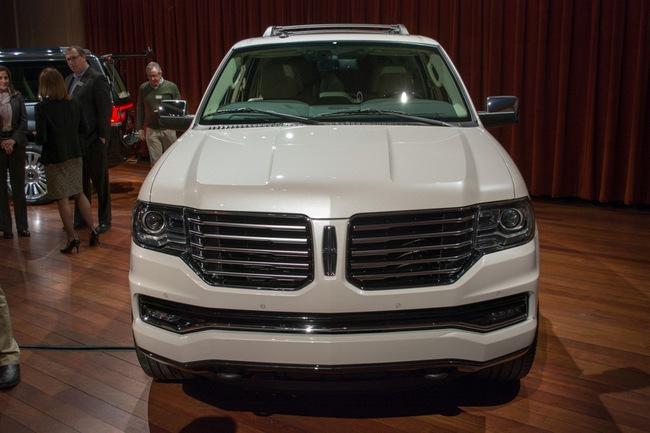 Lincoln Navigator - Lựa chọn mới cho dòng SUV hạng sang cỡ lớn 26