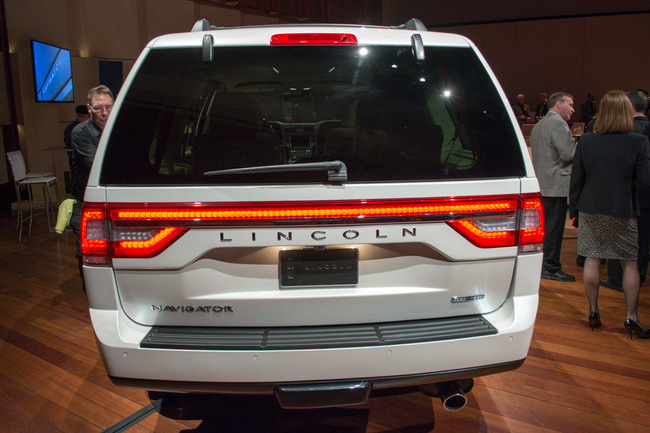 Lincoln Navigator - Lựa chọn mới cho dòng SUV hạng sang cỡ lớn 27