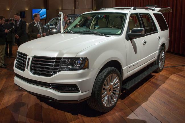 Lincoln Navigator - Lựa chọn mới cho dòng SUV hạng sang cỡ lớn 28